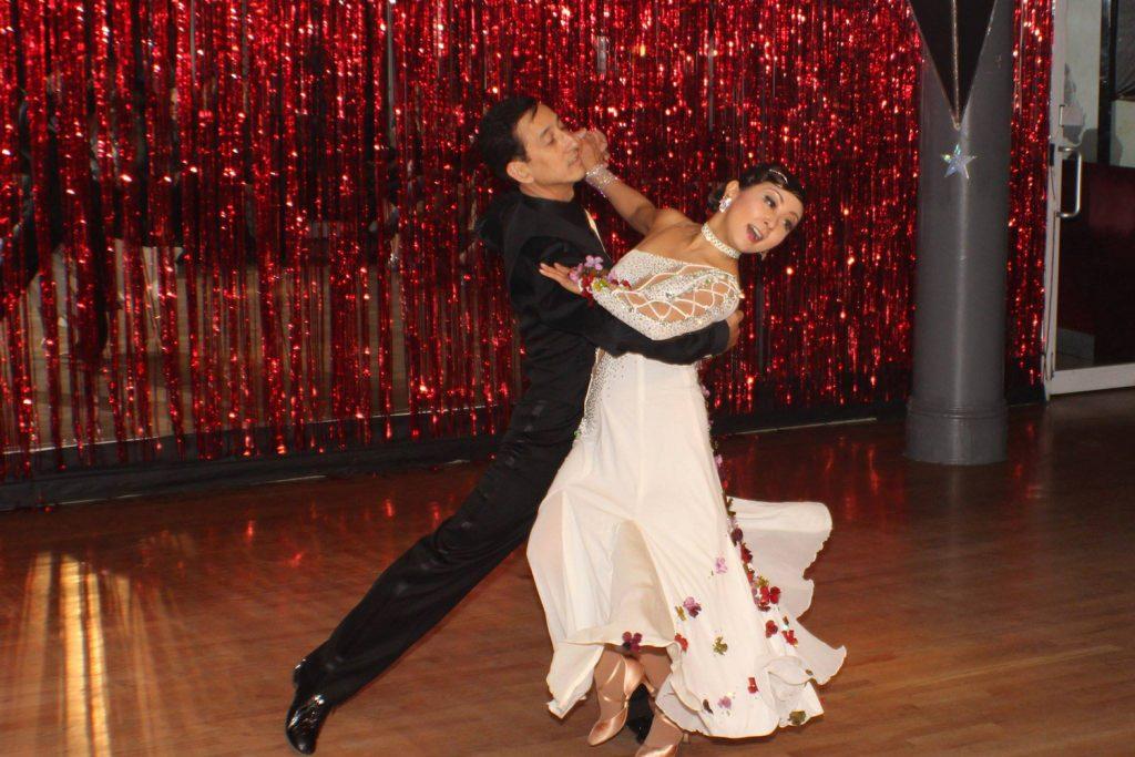 Anleitung für Tanzwettbewerbe