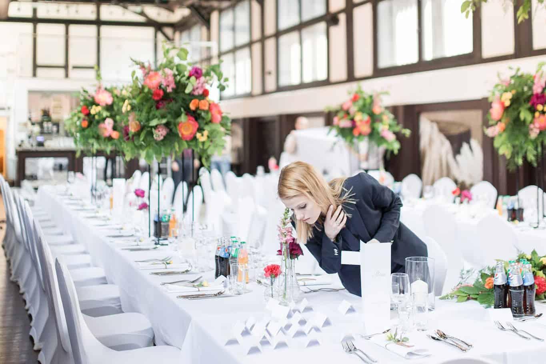 Den richtigen Hochzeitsplaner einstellen
