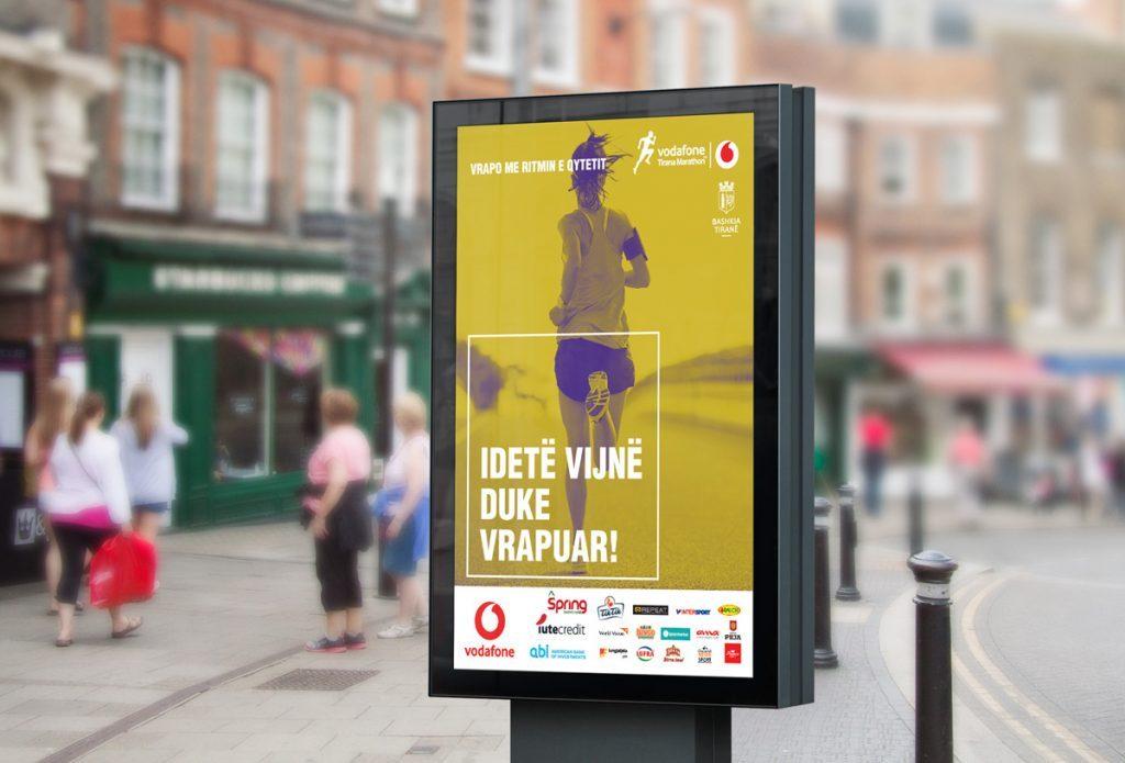 Plakat für Unternehmen